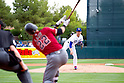 Kenta Maeda (Dodgers),<br /> MARCH 5, 2016 - MLB :<br /> Kenta Maeda of the Los Angeles Dodgers pitches to Jake Lamb of the Arizona Diamondbacks during a spring training baseball game at Camelback Ranch-Glendale in Phoenix, Arizona, United States. (Photo by Thomas Anderson/AFLO) (JAPANESE NEWSPAPER OUT)