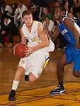 John Abbott College Men's AAA Basketball versus Caveliers du college Saint-Lambert_ Champlain