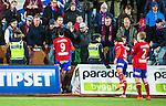 S&ouml;dert&auml;lje 2014-11-09 Fotboll Kval till Superettan Assyriska FF - &Ouml;rgryte IS :  <br /> &Ouml;rgrytes George Mourad med lagkamrater tackar &Ouml;rgrytes supportrar efter matchen mellan Assyriska FF och &Ouml;rgryte IS <br /> (Foto: Kenta J&ouml;nsson) Nyckelord:  S&ouml;dert&auml;lje Fotbollsarena Kval Superettan Assyriska AFF &Ouml;rgryte &Ouml;IS depp besviken besvikelse sorg ledsen deppig nedst&auml;md uppgiven sad disappointment disappointed dejected supporter fans publik supporters