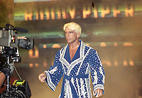 "Ric Flair at a NWO ""Bash at the Beach"" pro wrestling event in Daytona Beach, FL, July 1997.  (Photo by Brian Cleary/www.bcpix.com)"