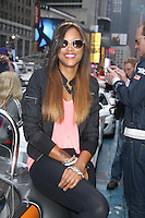 Eve at The Gumball 3000 Rally at Times Square in New York City. May 25, 2012. © RW/MediaPunch Inc.
