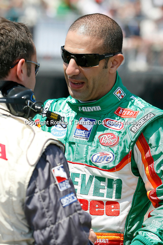 April 5, 2009: Tony Kanaan during the IRL IndyCar Series Honda Grand Prix of St.Petersburg on the streets of St. Petersburg, Florida