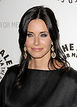 Courteney Cox Arquette at the Twenty-Seventh Annual PaleyFest: William S. Paley Television Festival honoring the cast of Cougar Town at The  Saban Theatre in Beverly Hills, California on March 05,2010                                                                   Copyright 2010  DVS / RockinExposures