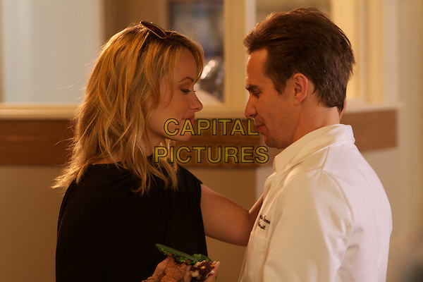 Olivia Wilde, Sam Rockwell<br /> in Better Living Through Chemistry (2014) <br /> *Filmstill - Editorial Use Only*<br /> CAP/FB<br /> Image supplied by Capital Pictures