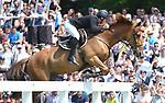 02.06.2019,  GER;  Deutsches Spring- und Dressur-Derby, 90. Deutsches Spring-Derby, im Bild James Withaker (GBR) auf Glenavadra Brilliant Foto © nordphoto / Witke