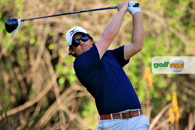 Darius Van Driel (NED) during the first round of the Barclays Kenya Open played at Muthaiga Golf Club, Nairobi,  23-26 March 2017 (Picture Credit / Phil Inglis) 23/03/2017<br /> Picture: Golffile | Phil Inglis<br /> <br /> <br /> All photo usage must carry mandatory copyright credit (&copy; Golffile | Phil Inglis)