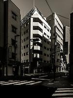 Tonality in Ota, Japan 2014.