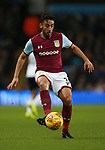 Neil Taylor of Aston Villa during the Championship match at Villa Park Stadium, Birmingham. Picture date 23rd December 2017. Picture credit should read: Simon Bellis/Sportimage