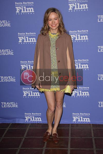 Brie Larson<br /> at the Santa Barbara International Film Festival Virtuosos Awards, Arlington Theater, Santa Barbara, CA 02-04-14<br /> Dave Edwards/DailyCeleb.com 818-249-4998