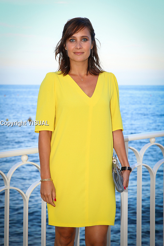 - NO TABLOIDS, NO WEB - 13/06/2016'TV Series' Party at the Monte-Carlo Bay Hotel and Resort during the 56th Monte-Carlo Television Festival. Julie de Bona.