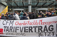 2017/03/01 Berlin | Vivantes | Warnstreik