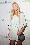 Victoria Secret Model Elsa Hosk Attends The Fund's Annual Spring Gala 2015 * SALUTE TO AMERICAN HEROES * HOSTED BY CHEF CARLA HALL, HONORING Zac Posen Odell Beckham Jr.AND Anna Chlumsky