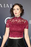 "Anna Chazelle<br /> at the ""La La Land"" World Premiere, Village Theater, Westwood, CA 12-06-16<br /> David Edwards/DailyCeleb.com 818-249-4998"