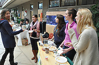 The Harker School - US - Upper School - GEO Week Multicultural Fair - Photo by William Cracraft