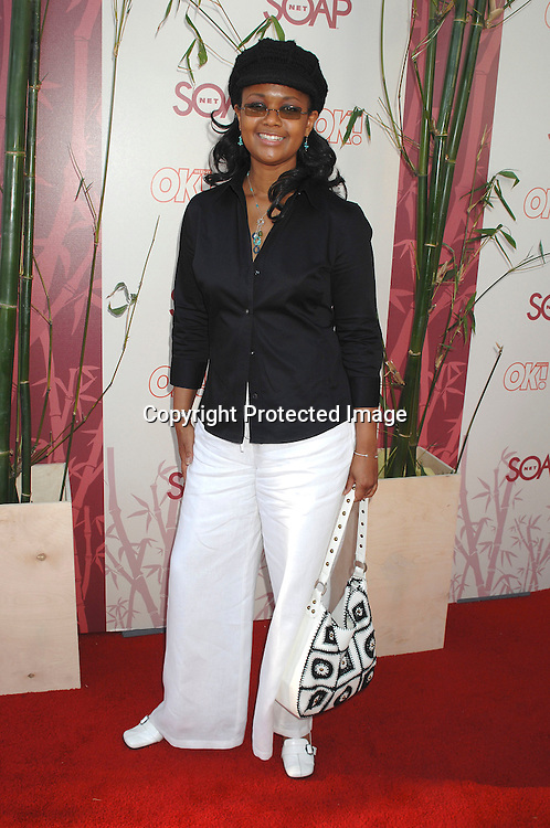 "Tony Lee Williams..arriving at The SOAPnet's ""Night Before Party"" for the ..nominees of the 2007 Daytime Emmy Awards on            June 14, 2007 at Boulevard3 in Hollywood, California...Robin Platzer, Twin Images........212-935-0770"