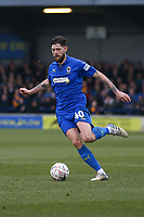 Anthony Wordsworth of AFC Wimbledon during AFC Wimbledon vs Millwall, Emirates FA Cup Football at the Cherry Red Records Stadium on 16th February 2019
