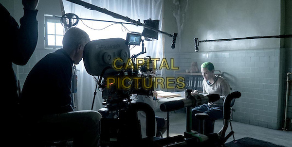 Suicide Squad (2016)<br /> Jared Leto 'The Joker', Margot Robbie 'Harley Quinn'<br /> *Filmstill - Editorial Use Only*<br /> CAP/PLF<br /> Supplied by Capital Pictures
