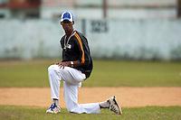 BASEBALL - POLES BASEBALL FRANCE - TRAINING CAMP CUBA - HAVANA (CUBA) - 13 TO 23/02/2009 - CUBAN UMPIRE