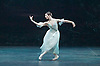 Giselle <br /> English National Ballet at The London Coliseum, London, Great Britain <br /> rehearsal <br /> 10th January 2017 <br /> <br /> Alina Cojocaru as Giselle <br /> <br /> <br /> <br /> <br /> Photograph by Elliott Franks <br /> Image licensed to Elliott Franks Photography Services