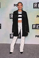 LOS ANGELES, CA - JANUARY 8: Kiersey Clemons at FOX Television's Rent: Live press junket at the FOX Lot in Los Angeles, California on January 8, 2019. <br /> CAP/MPI/FS<br /> &copy;FS/MPI/Capital Pictures