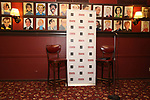 Atmosphere at the 2018 Drama League Awards nominees at Sardi's on April 18, 2018 in New York City.