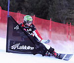 10.03.2012, La Molina, Spain. LG Snowboard FIS Wolrd Cup 2011-2012. Men's parallel giant slalom. Picture show Rok Marguc SLO