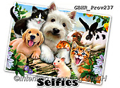 Howard, REALISTIC ANIMALS, REALISTISCHE TIERE, ANIMALES REALISTICOS, selfies, paintings+++++Summer Pals,GBHRPROV237,#a#, EVERYDAY
