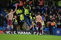 during Chelsea vs West Ham United, Premier League Football at Stamford Bridge on 30th November 2019