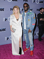 08 February 2018 - West Hollywood, California - Meghan Trainor, Sean &quot;Diddy&quot; Combs. The Four: Battle For Stardom season finale viewing party held at Delilah.  <br /> CAP/ADM/BT<br /> &copy;BT/ADM/Capital Pictures