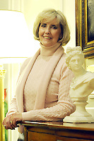 Roma 5 Marzo 2009.Lilly Ledbetter lavoratrice americana che ha dato il nome alla prima legge firmata da Barack Obama  la  Fair Pay Act contro le discriminazioni salariali  tra uomini e donne..Rome, March 5, 2009.Lilly Ledbetter American worker who gave his name to the first law signed by Barack Obama the Fair Pay Act against wage discrimination between men and women....