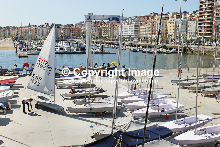 Marina, Santander, Spain, May, 2015, 201505080933<br /> <br /> Copyright Image from Victor Patterson, 54 Dorchester Park, Belfast, UK, BT9 6RJ<br /> <br /> t: +44 28 9066 1296<br /> m: +44 7802 353836<br /> vm +44 20 8816 7153<br /> <br /> e1: victorpatterson@me.com<br /> e2: victorpatterson@gmail.com<br /> <br /> www.victorpatterson.com<br /> <br /> IMPORTANT: Please see my Terms and Conditions of Use at www.victorpatterson.com