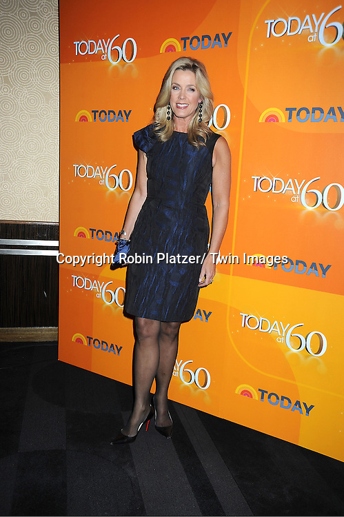 Deborah Norville attends The Today Show's 60th Anniversary celebration party on January 12, 2012 at The Edison Ballroom in New York City.