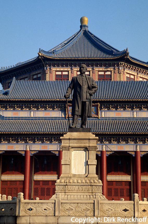 Sun Yat-Sen Gedenkhalle, Kanton, China