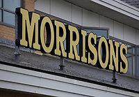 Morrisons super market sign