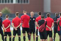 USMNT Training, August 29, 2016