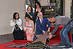 Lucy Liu Honored With Star On The Hollywood Walk Of Fame on May 01, 2019 in Hollywood, California.<br /> a_Lucy Liu 025 Rhea Perlman, Demi Moore