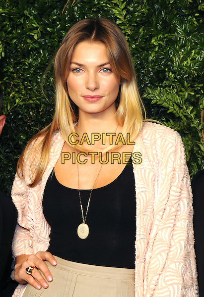 NEW YORK, NY - NOVEMBER 2: Jessica Hart attends the 12th annual CFDA/Vogue Fashion Fund Awards at Spring Studios on November 2, 2015 in New York . <br /> CAP/MPI/STV<br /> &copy;STV/MPI/Capital Pictures