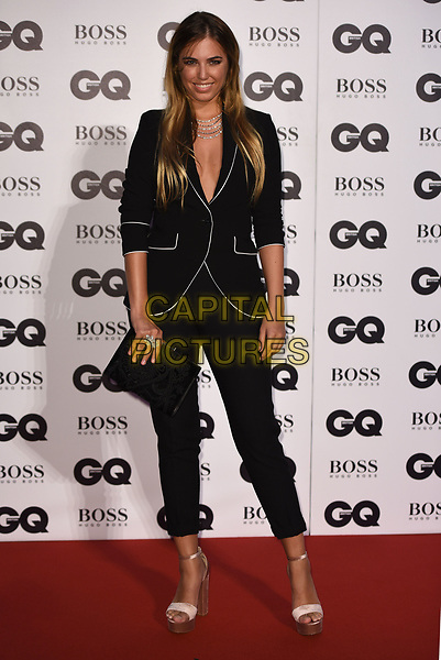LONDON, ENGLAND - SEPTEMBER 05: Amber Le Bon attends the GQ Men Of The Year Awards at Tate Modern on September 5, 2017 in London, England. <br /> CAP/PL<br /> &copy;Phil Loftus/Capital Pictures
