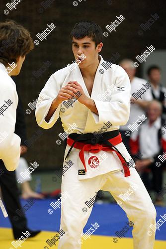 2009-10-10 / Judo / VK Herentals /  Carsten Sels..Foto: mpics