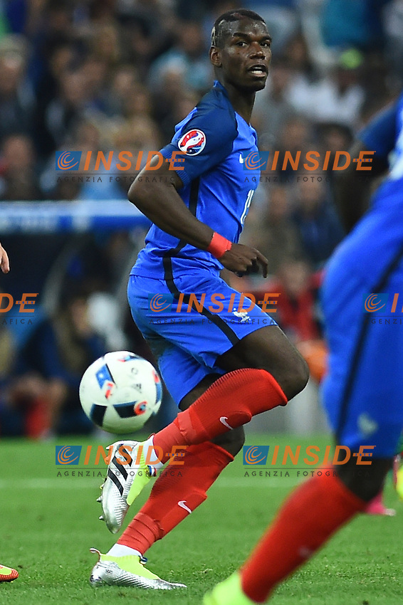 Paul Pogba France<br /> Marseille 15-06-2016 Stade du Velodrome <br /> Football Euro2016 France-Albanie/Francia-Albania Group Stage Group A<br /> Foto Massimo Insabato / Insidefoto