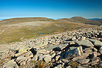 Cairn Gorm from Ben Macdui, Cairngorm National Park, Badenoch & Speyside