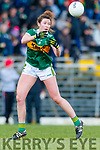 Lorraine Scanlon, Kerry during the Lidl Ladies National Football League Division 2 Round 4 match between Kerry and Tyrone at Fitzgerald Stadium on Sunday.