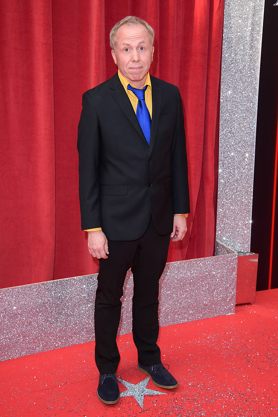 Jim North<br /> arriving for the British Soap Awards 2018 at the Hackney Empire, London<br /> <br /> ©Ash Knotek  D3405  02/06/2018