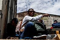 """La Caravana del Migrante con un contingente de alrededor de 600 personas en su mayoría de origen centroamericano, arribo a Hermosillo Sonora a bordo del tren conocido como """"La Bestia"""", provienen de la frontera Sur del País y con rumbo a la ciudad de Mexicali donde continuaran el viaje hasta Tijuana.<br /> La caravana tiene como objetivo solicitar <br /> asilo a Estados Unidos y algunos integrantes piensan solicitar una visa humanitaria en México para laborar en los campos de Sonora y Baja California.<br /> (Photo: NortePhoto/Luis Gutierrez)"""
