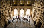 Castello di Racconigi. Immagine appartenente al progetto fotografico Vita da Museo di Marco Saroldi.