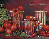 Interlitho, Alberto, STILL LIFES, photos, tomatoes, tins(KL16302,#I#) Stilleben, naturaleza muerta