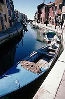 Burano, Venice Lagoon.