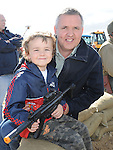 Aidan and Patrick McKenna from Dromiskin pictured at the Wee County Fair in Dunleer. Photo: www.pressphotos.ie