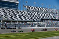 IMSA Prototype Challenge<br /> The Roar Before the Rolex 24<br /> Daytona International Speedway<br /> Daytona Beach, FL USA<br /> Saturday 6 January 2018<br /> IMSA Prototype Challenge Race Start<br /> World Copyright: Jake Galstad<br /> LAT Images