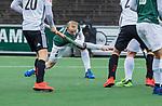AMSTELVEEN - Tjep Hoedemakers (R'dam) scoort   tijdens de hoofdklasse competitiewedstrijd heren, AMSTERDAM-ROTTERDAM (2-2). COPYRIGHT KOEN SUYK